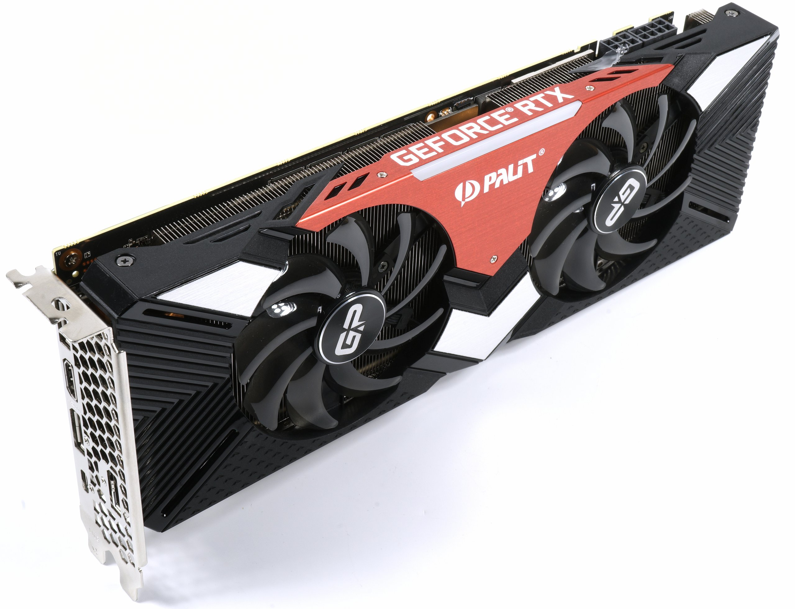 Palit Geforce Rtx 2070 Dual In First Test Igor Slab