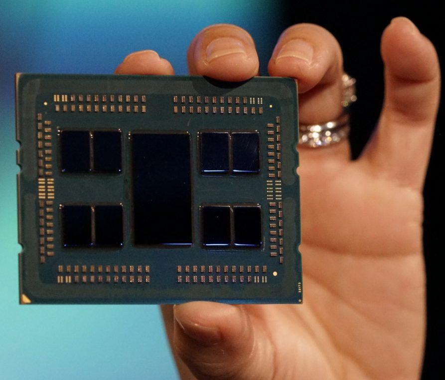AMD EPYC ROME Delid