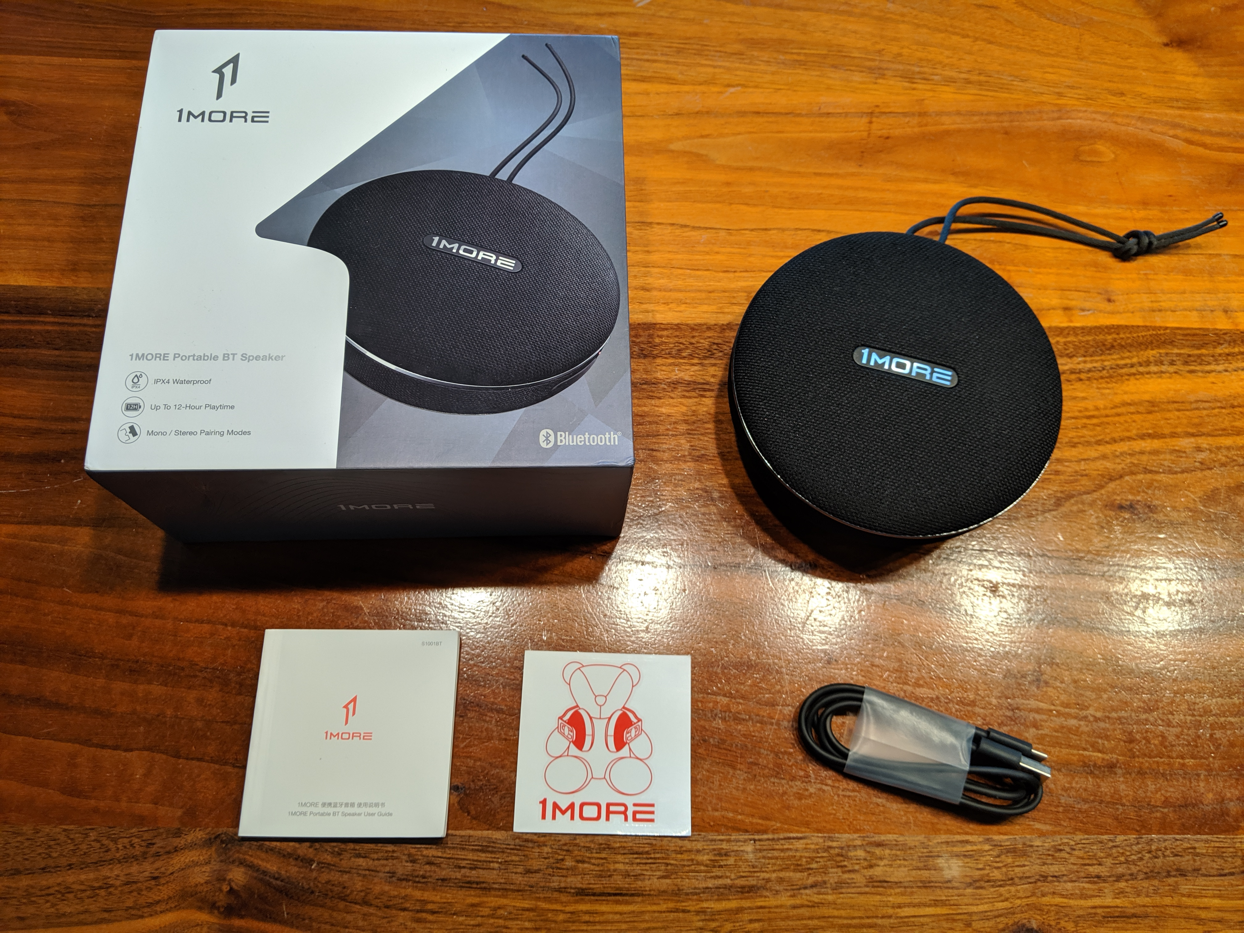 1more Portable Bluetooth Speaker A Cheap Entry Into The Middle Class Igor Slab