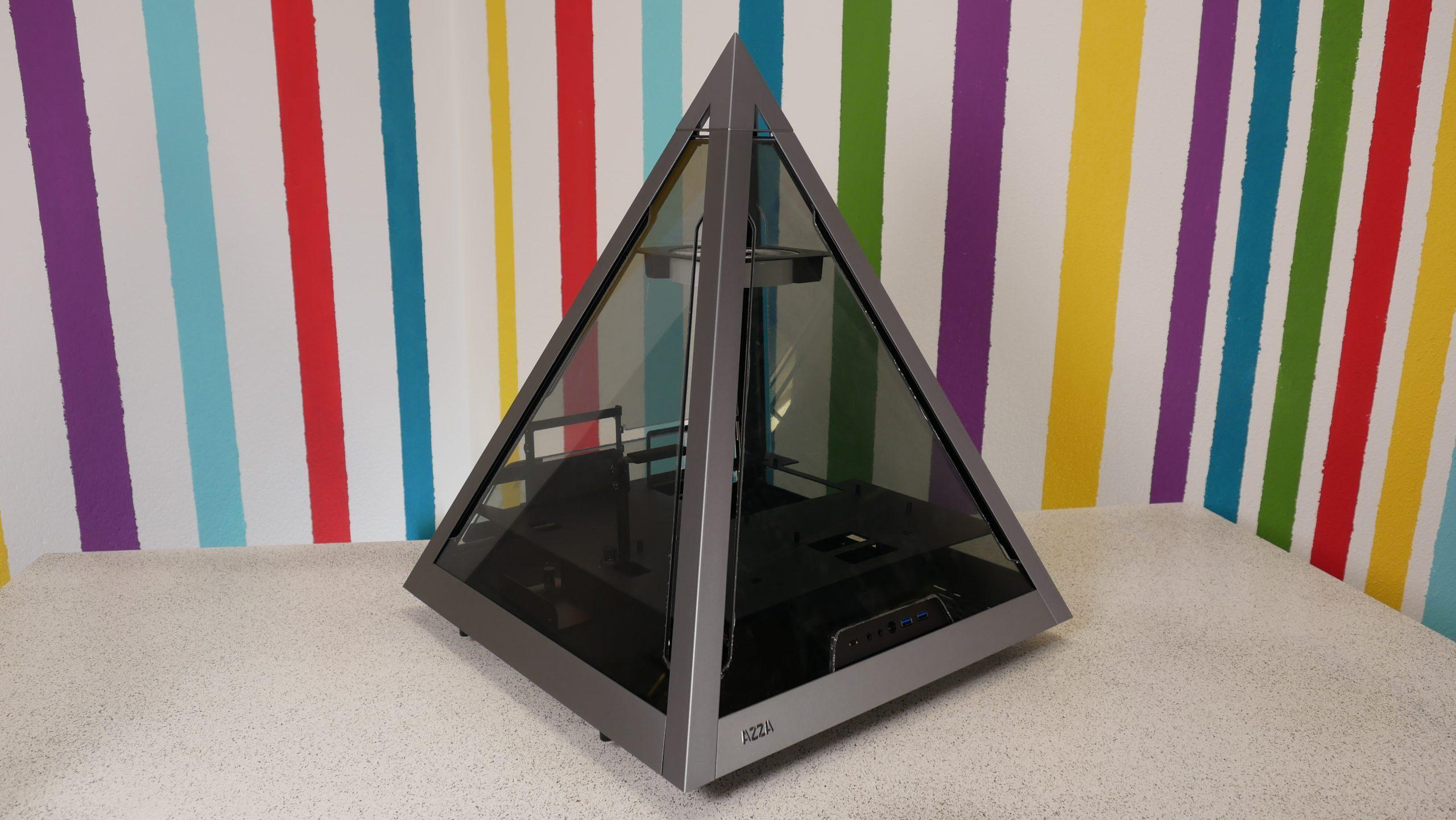 Azza Pyramid - Gehäuse