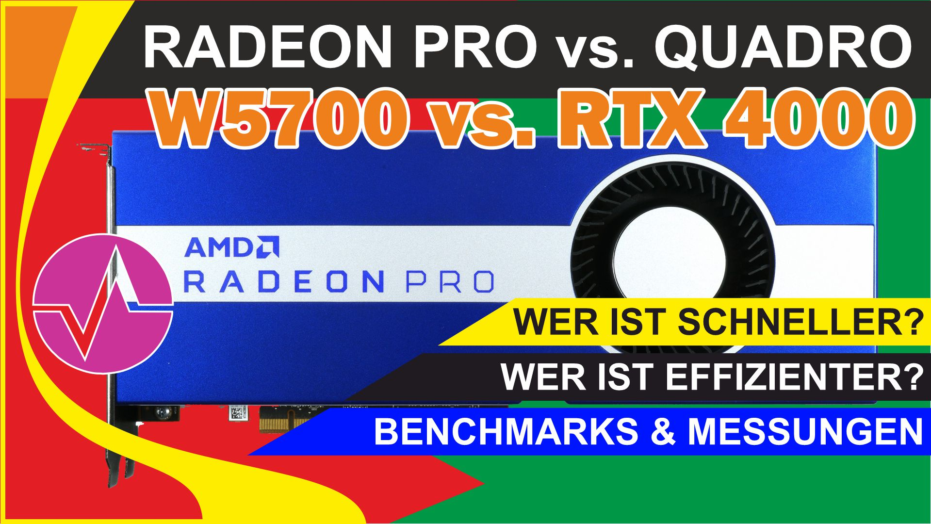 Is the AMD Radeon Pro W5700 a Quadro Killer? AMD is definitely back, but is that enough?