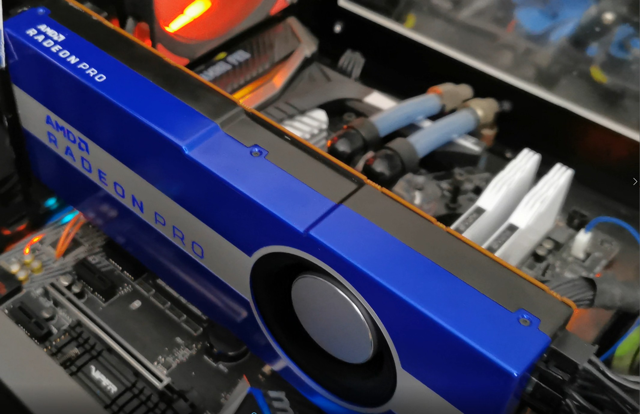 Workstation graphics cards can't be overclocked? Go, at least with one! Igor tweaks... | Teaser