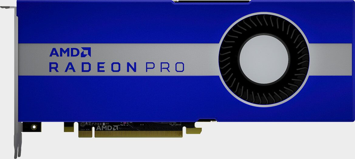 Graphics power for workstations for 400 euros: AMD introduces the Radeon Pro W5500 with 8 GB of memory