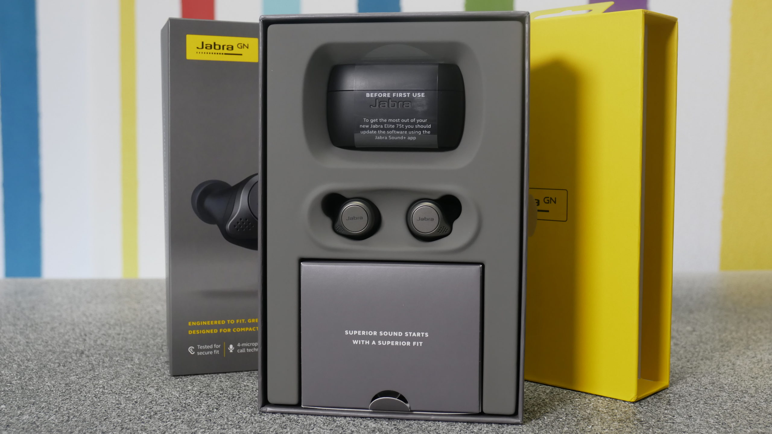 Jabra Elite 75t And Elite Active 75t Review True Wireless Headphones With Very Good Sound And Waterproof Igor Slab