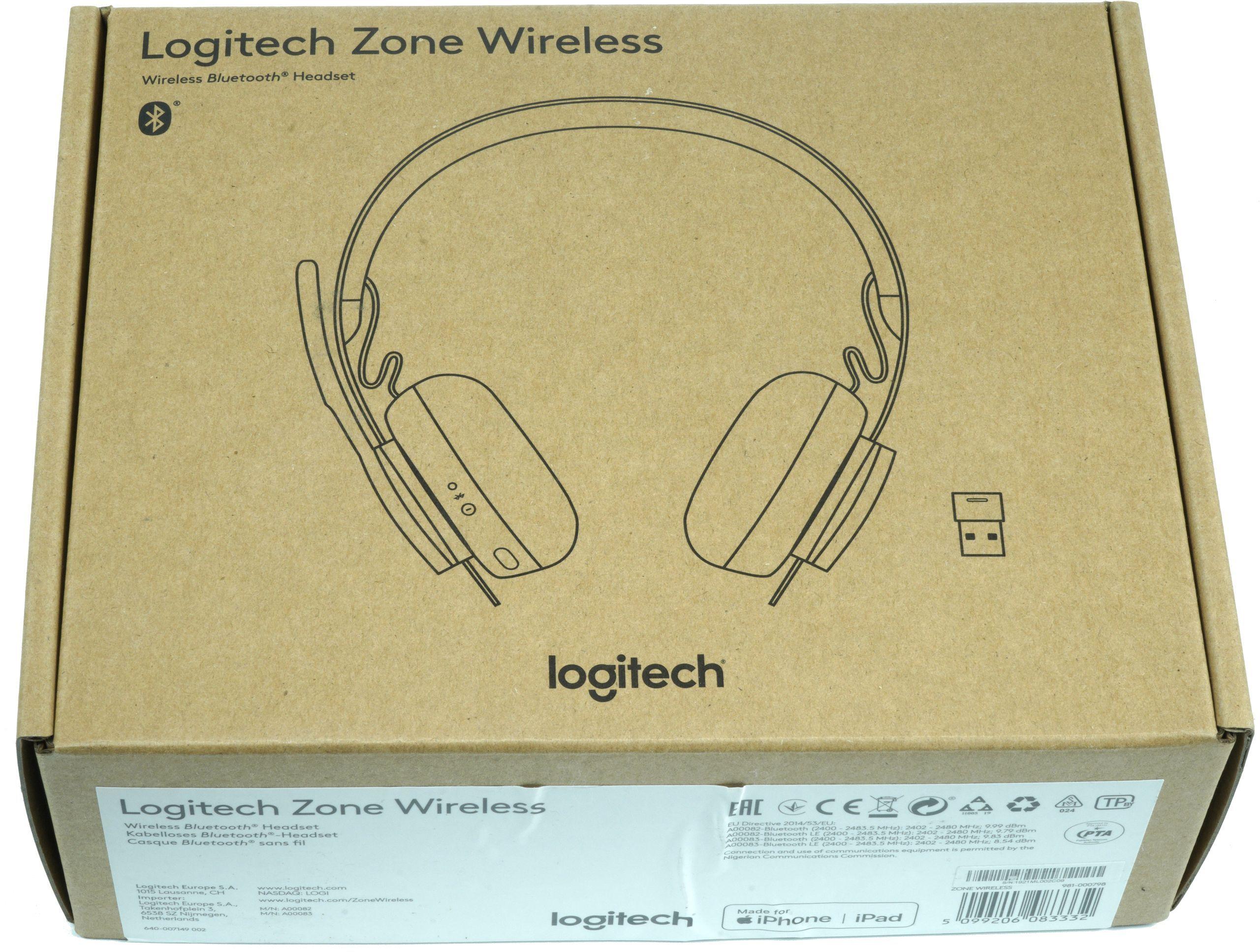 Logitech Zone Wireless Headset Home Office Without Headaches Igor Slab