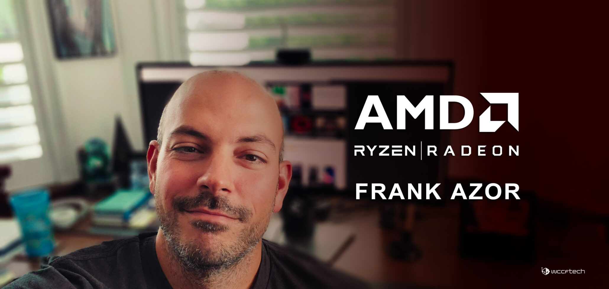 """AMD's Chefarchitekt für Spiele Frank Azor über Ryzen 4000 Mobile-CPUs, Shift und den """"AMD-Vorteil"""""""