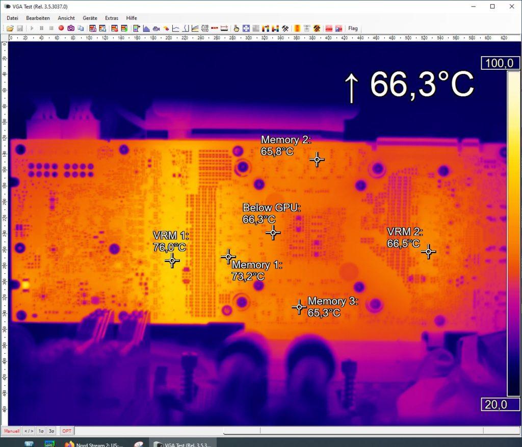 300 Watts - 1000 RPM - Furmark