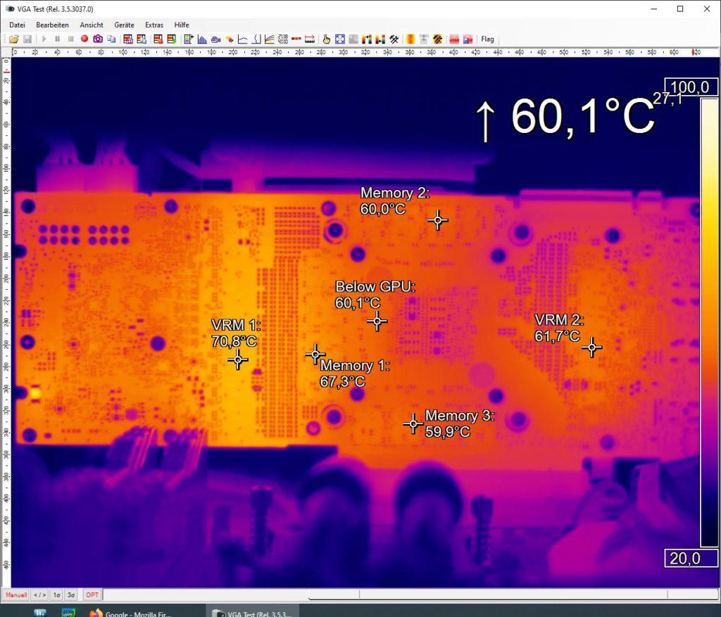 300 Watts - 1600 RPM - Furmark