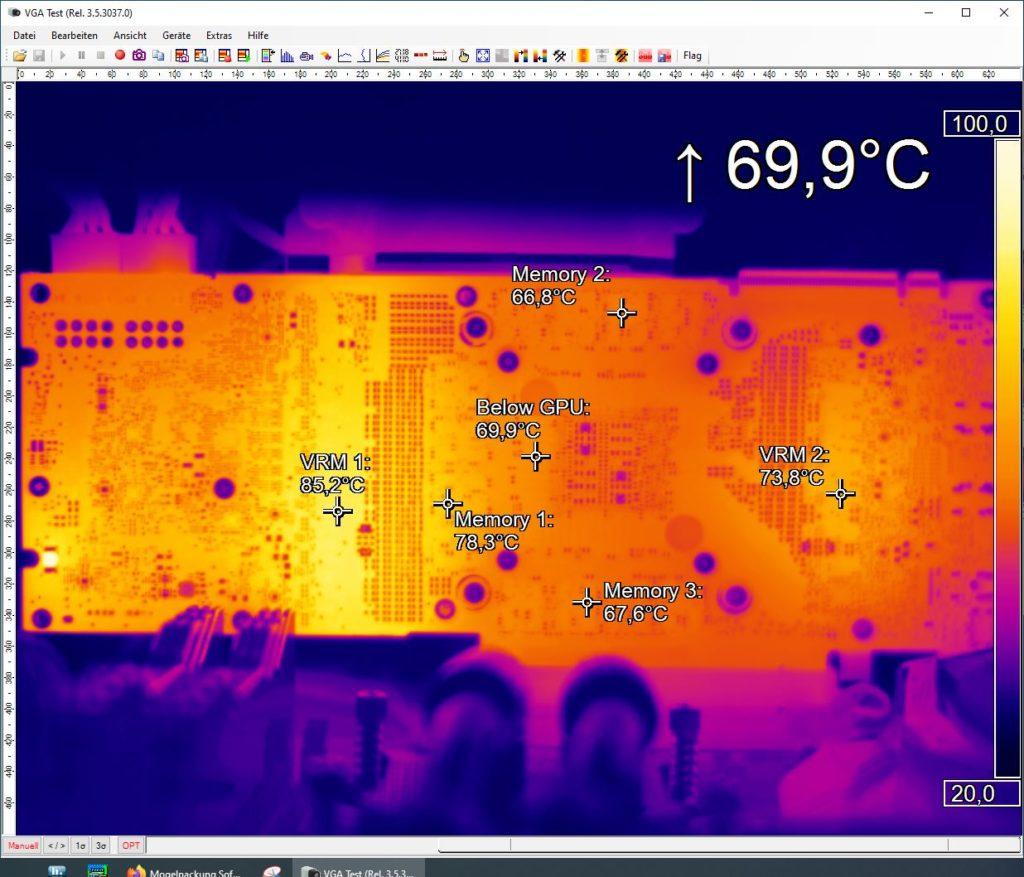 380 Watts - 1400 RPM - Furmark