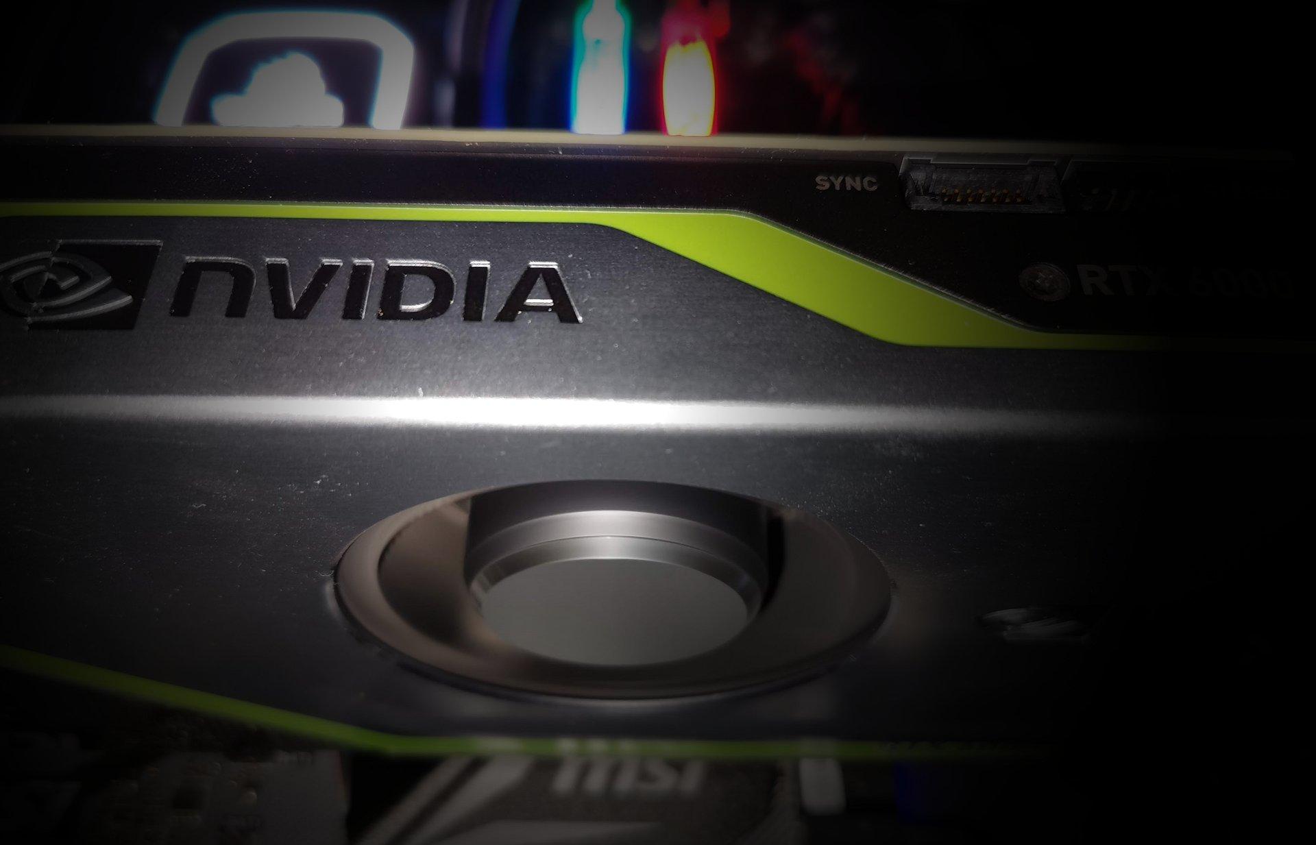 NVIDIA Quadro RTX (Ampere) mit vollausgebautem GA102-Grafikprozessor und 48 GB GDDR6-Speicher gesichtet
