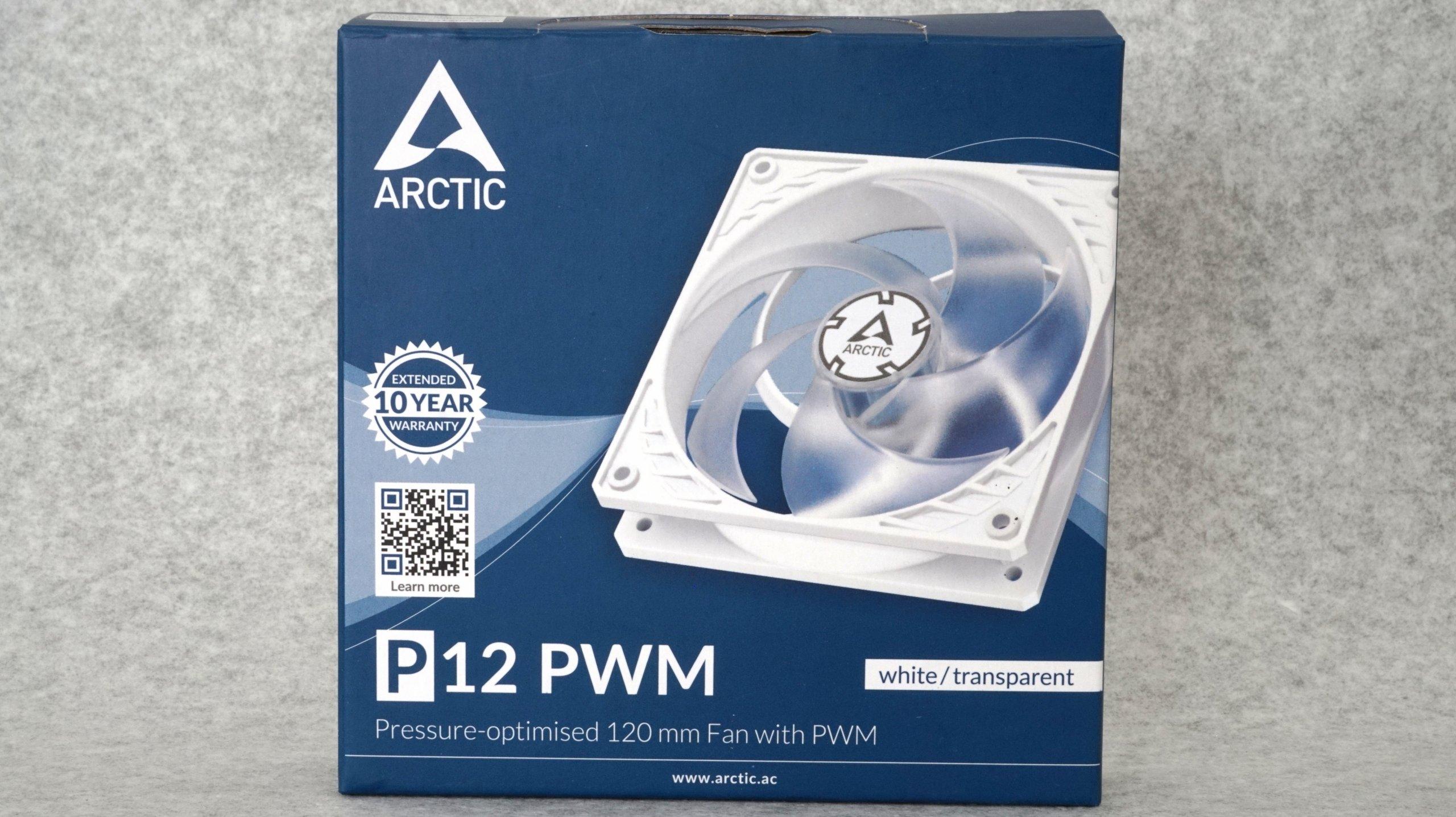 Der Budget-König: Arctic P12 PWM Gehäuselüfter im Test - Preiswert schlägt teuer (fast)!
