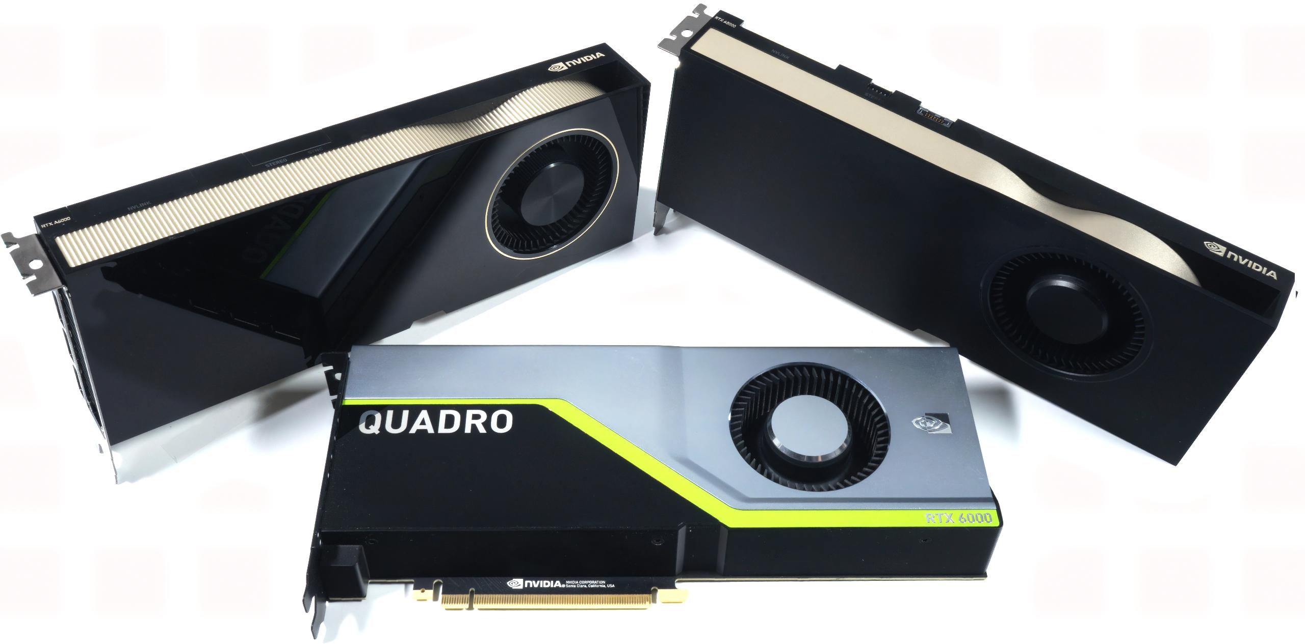 NVIDIA RTX A5000 und RTX A6000 ordentlich übertakten! Workstation-Overclocking als Benefit oder pures Versehen?