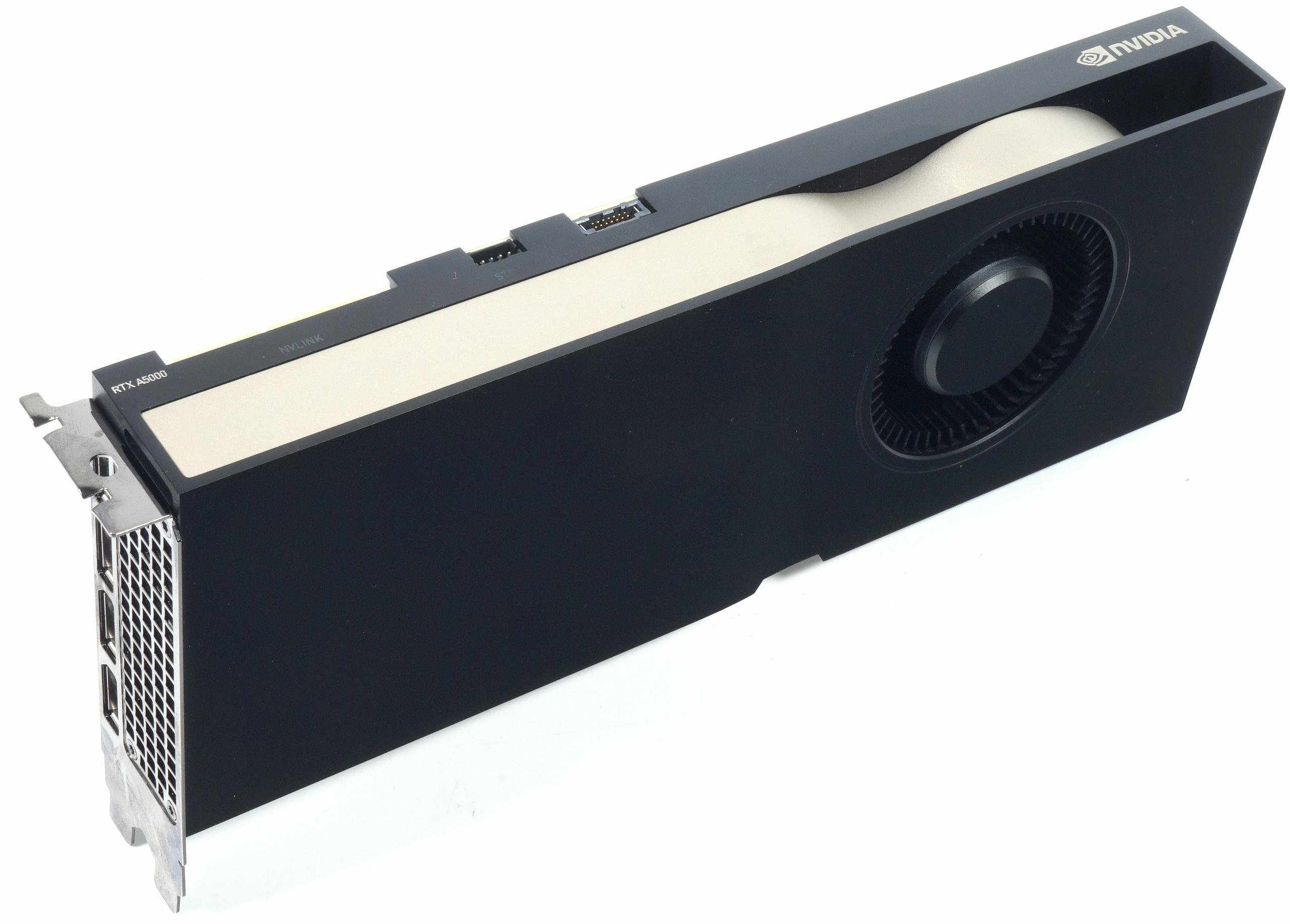 NVIDIA RTX A5000 im Test - Wie gut ist die Nachfolgerin der Quadro RTX 5000?