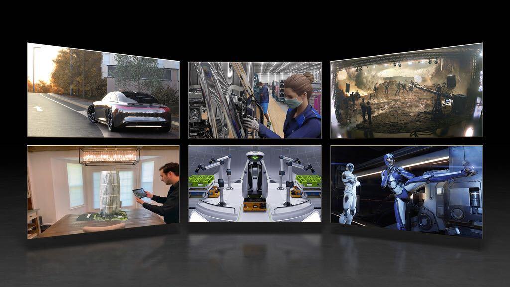 NVIDIA Metaverse - Virtuelle 3D-Welten zum Eintauchen und Teilen | SIGGRAPH 2021